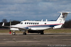 BEECH B300 350ER (FC), FL-752, F-WWNP, GECI INTERNATIONAL, LFBF 02/2014