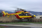 EC145B, 9062, F-ZBQE, SECURITE CIVILE, LFKJ 02/02/2014