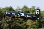 F8F-2P, D-1088, G-RUMM, THE FIGHTER COLLECTION, LFFQ 07/06/2014