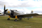 AD-4NA, 7609, F-AZFN, SDPA / FRANCE'S FLYING WARBIRDS, LFCP 31/08/2014