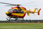 EC145B, 9372, F-ZBQK, SECURITE CIVILE, LFLY 04/08/2014