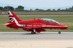 HAWK T1A, 312144/162, XX319, RED ARROWS, LFLL 01/06/2015
