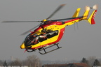 EC145B, 9011, F-ZBPE, SECURITE CIVILE , LFLY 29/02/2012