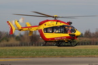 EC145B, 9011, F-ZBPE, SECURITE CIVILE , LFLY 08/01/2014