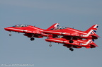 HAWK T1A, 312144/162, XX319, RED ARROWS, LFOT 07/06/2015