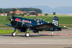 F4U-4, 9149, OE-OAS, THE FLYING BULLS, LSMP 06/09/2014