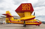 CL415, 2001, F-ZBFS, SECURITE CIVILE, LFTH 15/06/2014