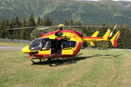 EC145B, 9030, F-ZBPP, SECURITE CIVILE, LFKX 27/07/2014