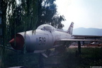 MIG-21F-13, 741513, SARAJEVO INTERNATIONAL AIRPORT, LQSA 1992