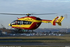 EC145B, 9049, F-ZBPX, SECURIRE CIVILE, LFLY 28/02/08
