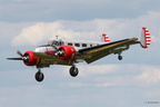 BEECH D18S 3NMT, CA-138, N21FS, AIRCRAFT GUARANTY CORP TRUSTEE, LFFQ 24/05/2015