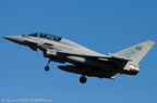 EF2000 T3, 424/CT017, ZK398, EUROFIGHTER / BAE SYSTEMS, LFBO 2014
