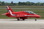 HAWK T1W, 312135/145, XX310, RED ARROWS, LFLL 01/06/2015