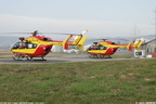 EC145B, 9010, F-ZBPD, SECURITE CIVILE, LFLP 03/2011