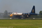 C-130T, 5258, 164763, BLUE ANGELS, EHLW 17/06/2006