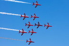 HAWK T1, RED ARROWS, LSMP 09/2014