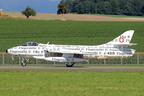 HUNTER F58, 41H/697405, HB-RVS, HUNTERVEREIN OBERSIMMENTA, LSMP 28/08/2014