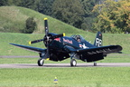 F4U-4, 9149, OE-OAS, THE FLYING BULLS, LSMP 28/08/2014